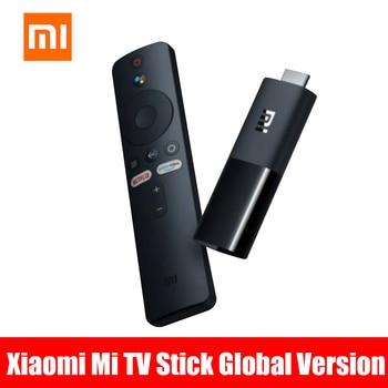 Global Version Xiaomi Mi TV Stick Android TV 9.0 Quad-core 1080P Dolby DTS HD Dual Decoding 1GB 8GB ROM Google Assistant Netflix