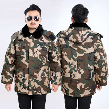 Camouflage Military industry Jackets Coats Youth Male Jacket Classic Men's Clothing Army Green Desert fashion women thin military jacket windbreaker loose zipper button short coats female vintage camouflage army green jackets