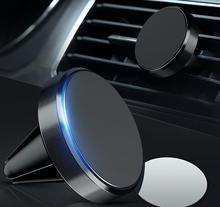 Автомобильный держатель для телефона, Магнитная подставка для мобильного телефона с поддержкой GPS для FIAT 500, Panda, Stilo, Punto, Doblo Grande, Bravo 500, Ducato, ми...