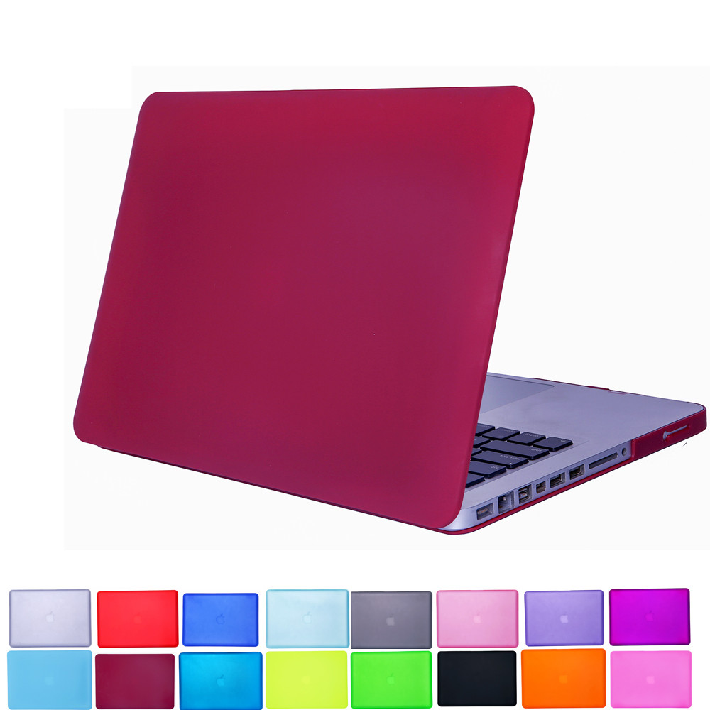 A1278 A1286 Matte Finish Laptop Case For Macbook Pro 13.3