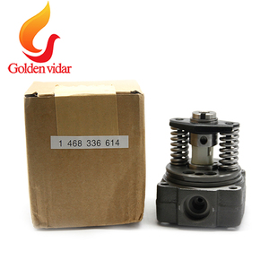 Image 3 - 1 468 336 614 Top quality low price Engine VE pump head and rotor , 6 cylinders 6/12R rotor head 1468336614