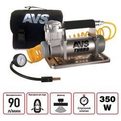 Compresor coche 90 L/min AVS KS900 compresor de aire para coche motocicleta bicicleta