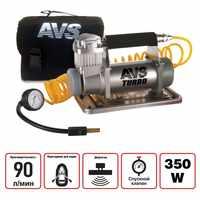 Compressor car 90 L/min AVS KS900 car air compressor for car motorcycle bike
