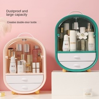 Cosmetic Storage Box Dust proof Moisture proof Paper Towels Sundries Cosmetic Skin Care Products Lipstick Foundation Storage