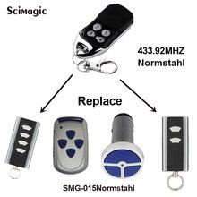 Crawford Normstahl EA433 2KM MICRO,EA433 2KS RCU433 telecomando compatibile per cancelli per Garage