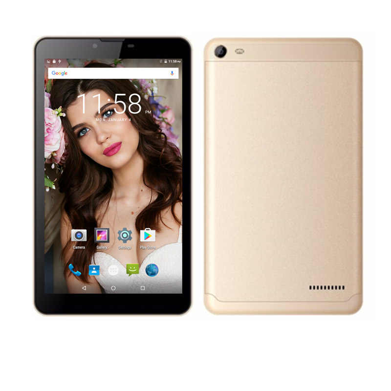 Unlock 3G Tablet Pc 7 Inch Android 6.0 Telefoontje Quad Core MTK8321 1 Gb Rm 8 Gb Rom gps Fm