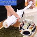 Быстрый Diy набор для приготовления суши машина форма для риса, ролик Набор Овощной накатки DIY Кухня Инструменты гаджеты аксессуары
