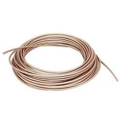 RG316 koncentryczny kabel zasilający niska strata RF przewód przyłączeniowy o długości 10 M  w Złącza od Lampy i oświetlenie na