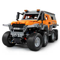 23011 Technic Series Off-Road Vehicle Model Educational Building Blocks Bricks Model Kit Educational Toys Compatible legoed 5360