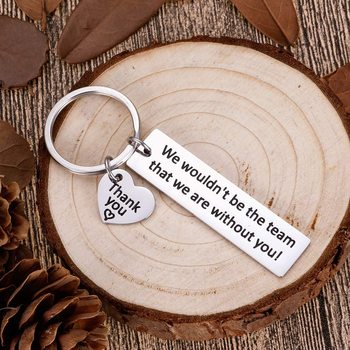 Boss Coworker Gifts For Men Women Office Keychain Appreciation Gifts For Leader Mentor Birthday Thank You Goodbye Presents image