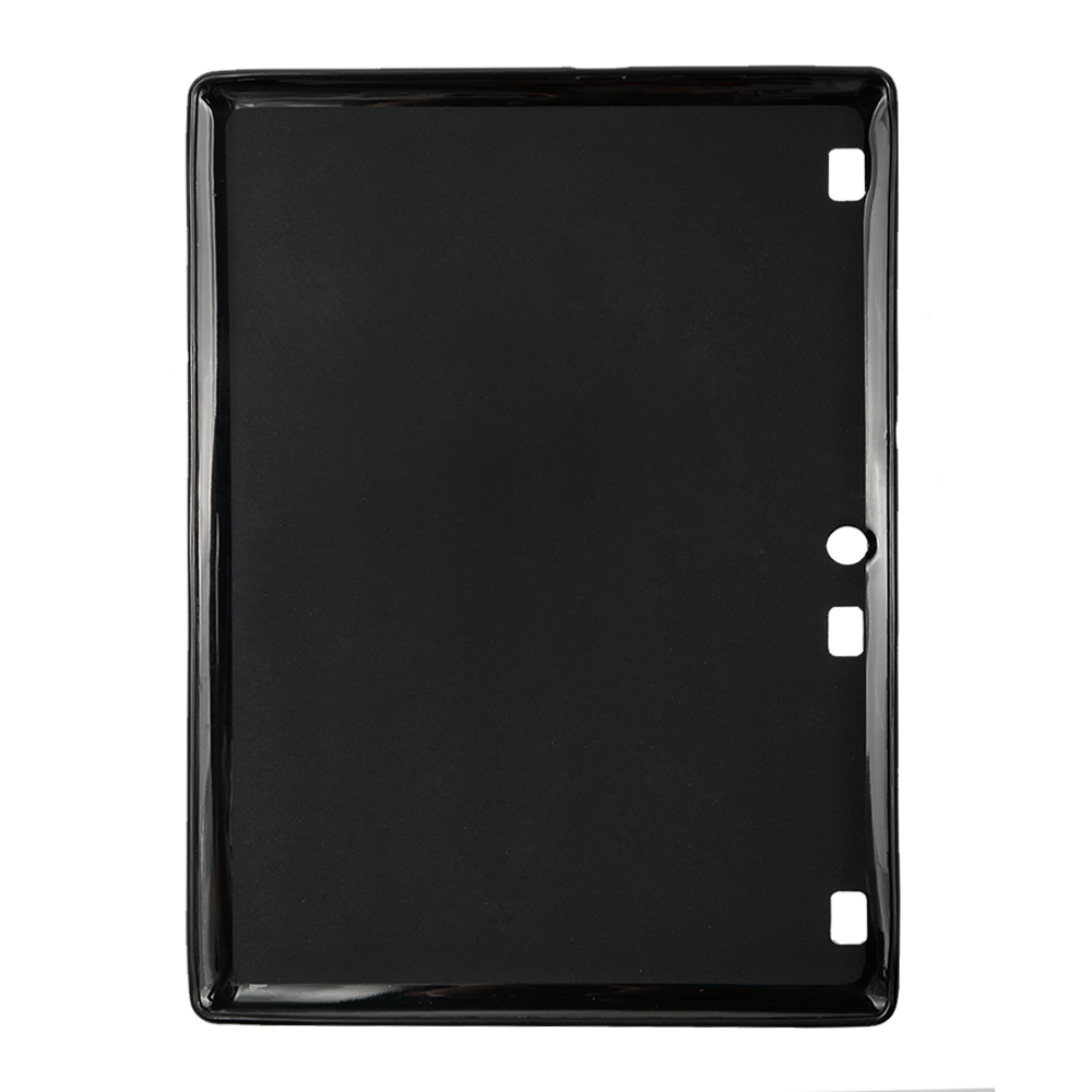 QIJUN Silicone Smart Tablet Back Cover For Lenovo Tab 2 A10-70 A10-70L/F A10-30 10.1'' Tab3 10 TB3-X70F Shockproof Bumper Case