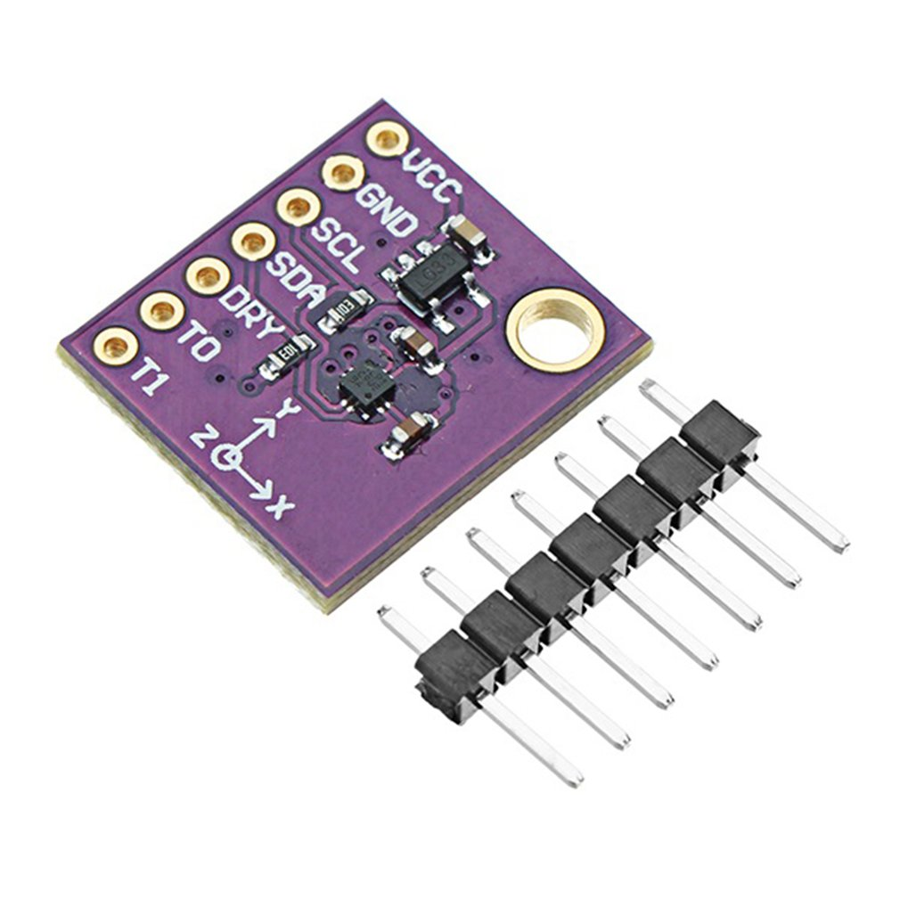 3 Axis Magnetometer Compass Magnetic Sensor Accuracy 0.15T/ LSB