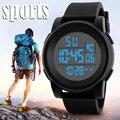 Luxus Outdoor Uhr Männer Analog Digital Military Sport LED Wasserdichte Armbanduhr Schock Funktion Elektronische Männlichen Armbanduhren