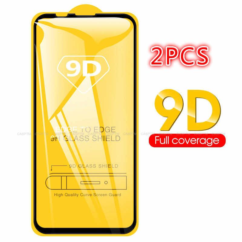 9D 2 шт. пленка для телефона huawei nova 5T honor 20 стекло 5i Pro mate 30 Lite P20 P30 3e 4e закаленное
