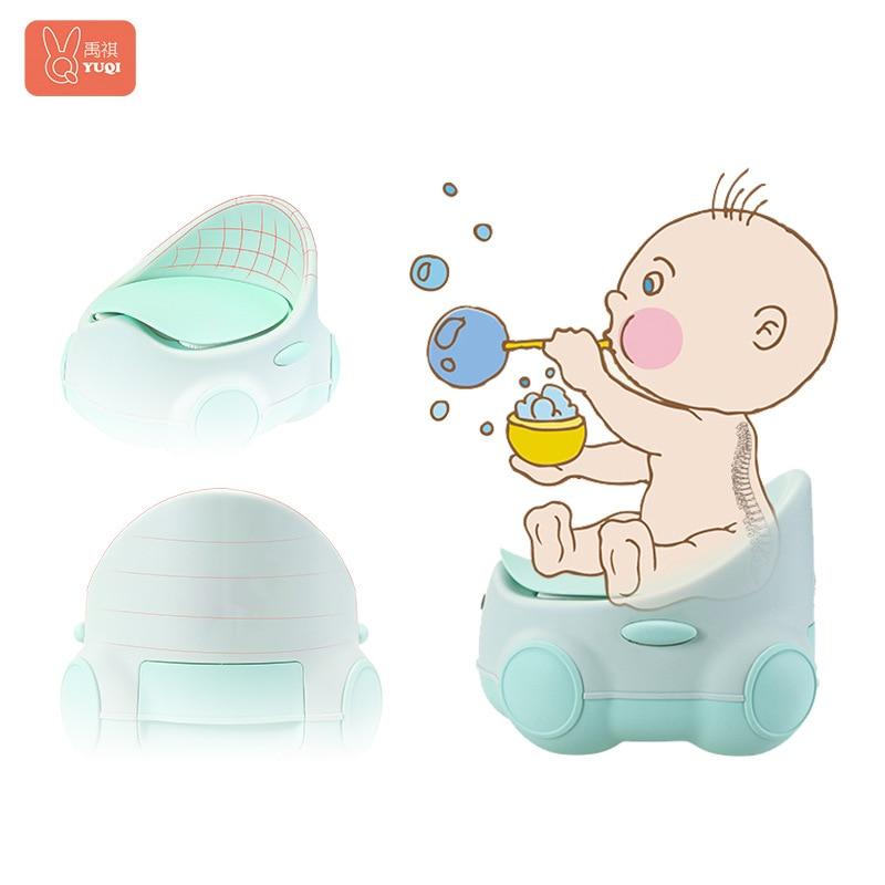 Children Baby Toilet Kids Toilet Chamber Pot Men's Toilet Infants Women's Potty Infant Urinal