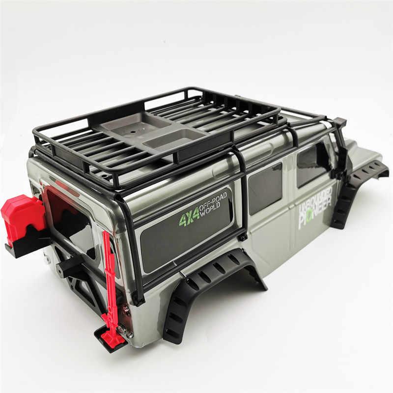 ใหม่ล่าสุด HB RC รถ Body SHELL สำหรับ HB ZP1001 1/10 RC ยานพาหนะของเล่นอะไหล่ DIY อุปกรณ์เสริมอะไหล่
