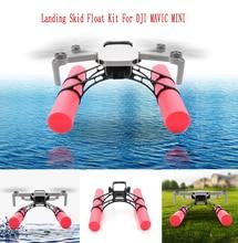 цена на DJI Mavic Mini Landing Skid Float Kit For Mavic Mini Landing Gear Training Gear Accessories Landing On Water