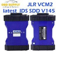 For Land Rover/Jaguar VCM2 IDS SDD V145 II Diagnostics Tool JLR V145 VCM2 For JLR IDS OBD2 Scanner