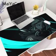 Распродажа игровой коврик для мыши ноутбука fantasy girl valorant