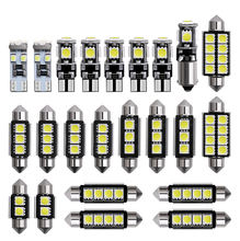 Набор 23 шт Автомобильный светодиодный Крытый настенный светильник