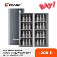 EZARC 57 in 1 Set di cacciaviti di precisione Set di cacciaviti magnetici Torx Hex Bit Handle riparazione del telefono cellulare Kit di cacciaviti strumenti
