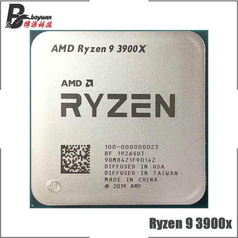 Amd Ryzen 9 3900x R9 3900x 3 8 Ghz Twelve Core 24 Thread Cpu Processor 7nm L3 64m 100 000000023 Socket Am4 New But No Fan Aliexpress