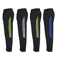 2020 New Breathable Sport Pants Mens Running Pants With Zipper Pockets High Elasticity Training Joggings Fitness Pants For Men bintuoshi breathable sport pants mens running pants with zipper pocket training trousers joggings pant fitness trousers for men
