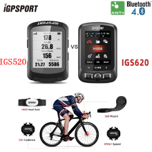 Bicycle Computer Speedometer Gps Bike Igpsport Igs520 IGS620 Wireless Ce