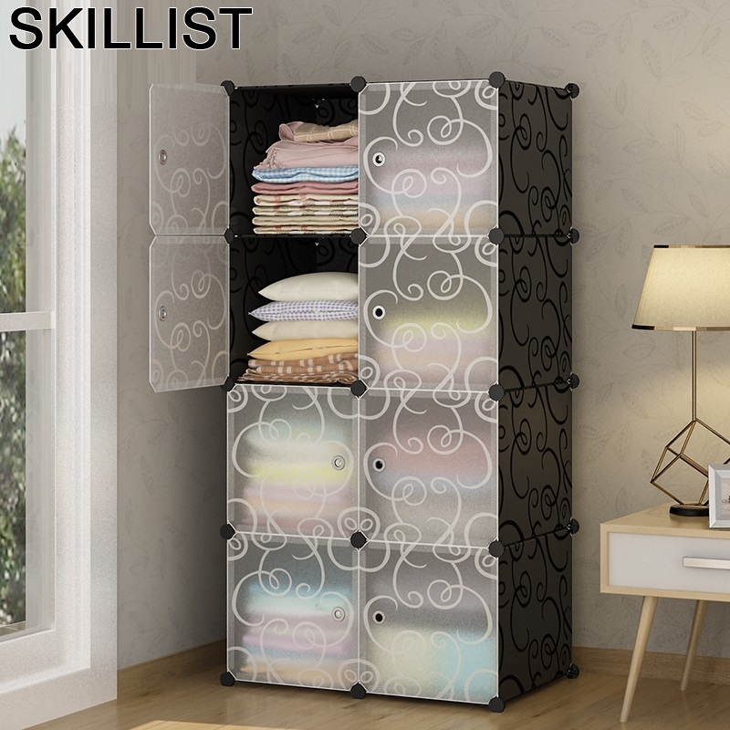 Armario Tela Mobili Dressing Penderie Chambre Rangement Guarda Roupa font b Closet b font Bedroom Furniture