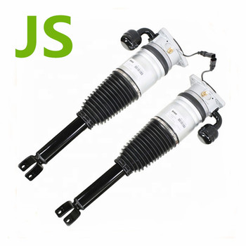 Pair Rear Air Suspension Shock Absorber Strut For 03-12 Bentley Continental GT,05-13 Flying Spur-Left & Right-3W5616001