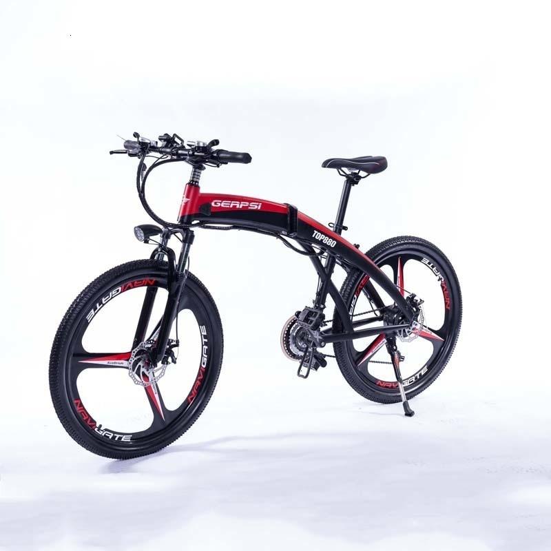 "With Gps-02609ea Electric 250w Mountain Bike Folding 26"" Super Lightweight Alloy Integrated W bicicleta electrica eurobike 4"