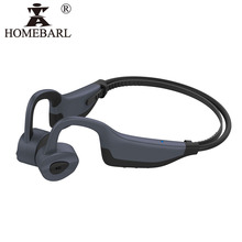 Nowy z przewodnictwem kostnym K7 16GB odtwarzacz Mp3 Bluetooth 5.0 2 w 1 zestaw słuchawkowy IP68 wodoodporna Running Fitness Sport pływanie słuchawki