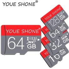 Подарочный адаптер, флеш-карта памяти, 4 ГБ, 8 ГБ, 128 ГБ, tarjeta, micro sd карта, 16 ГБ, 32 ГБ, 64 ГБ, карта памяти, usb флеш-накопитель, TF карта для телефона