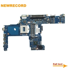 NEWRECORD Für HP ProBook 640 G1 650 G1 laptop motherboard 744016-601 744016-501 744016-001 6050A2566402-MB-A04 PGA947 HD 4400