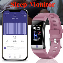 Smart WristBand waterproof ip68 SmartWatch Body Fat Monitor Heart Rate tracker Smart Bracelet for Men Women Fitness Tracker smart sports watch blood pressure smart band 2019 pk q9 dz09 h9 smart band new style watches(China)