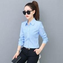 Moda coreana chiffon camisas femininas listrado senhora do escritório blusas femininas plus size 5xl femininas blusas e blusas das mulheres elegantes