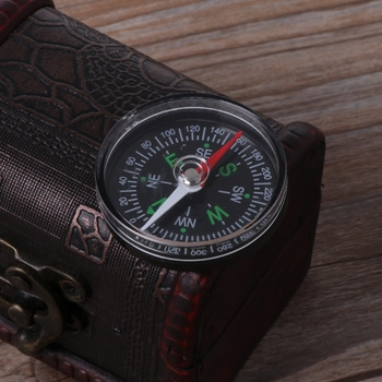 Camping Hiking Navigation Portable Handheld Compass Survival Practical Guider Drop Shipping 4