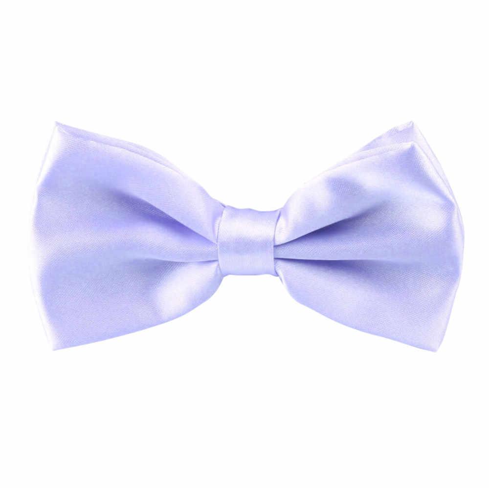 Meilleure vente hommes cravate réglable mode formelle mariage noeud papillon nouveauté smoking cravate noeud papillon homme sea3