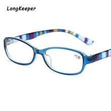 Очки для чтения, мужские и женские очки для дальнозоркости, унисекс, модные очки для зрения с диоптриями Oculos+ 1+ 1,5+ 2+ 2,5+ 3+ 3,5+ 4