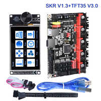 BIGTREETECH SKR V1.3 Controller TFT35 V3.0 Touch Screen + TMC2209 TMC2208 UART Fahrer 3D Drucker Bord Kits MKS GEN L TMC5160