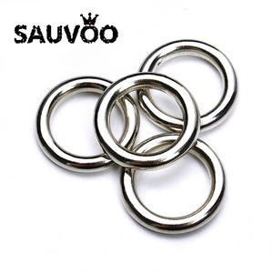 Rhodium Jump-Rings C...