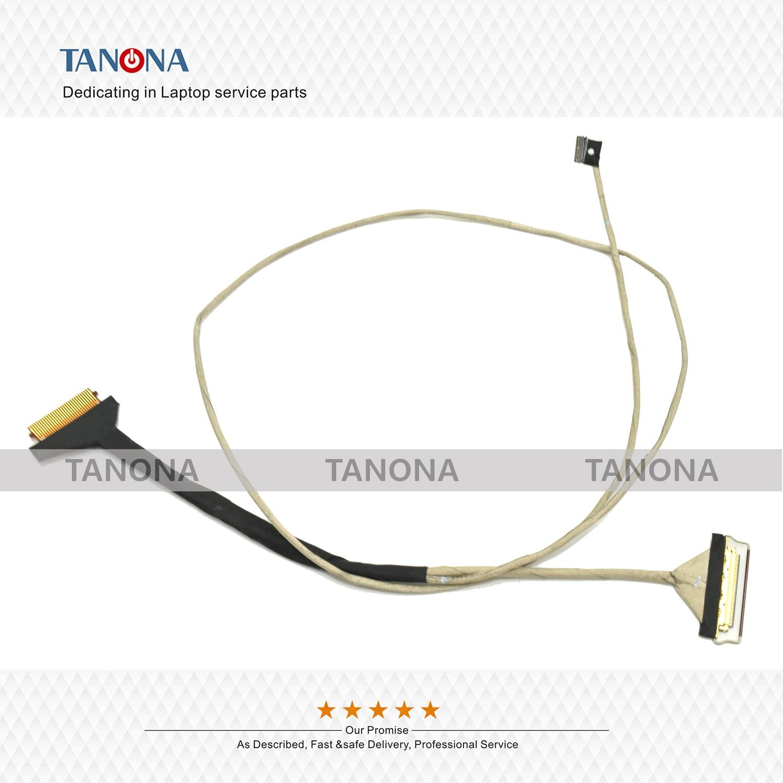 Оригинальный Новый DC020027700 для Lenovo Ideapad S350-15 S350-15IWL ЖК EDP видео кабель для просмотране сенсорный