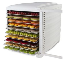 Dried Fruit Machine Food Dryer Household Food Vegetable Dehydrated Fruit Tea Medicine Air Dryer Stainless Steel недорго, оригинальная цена