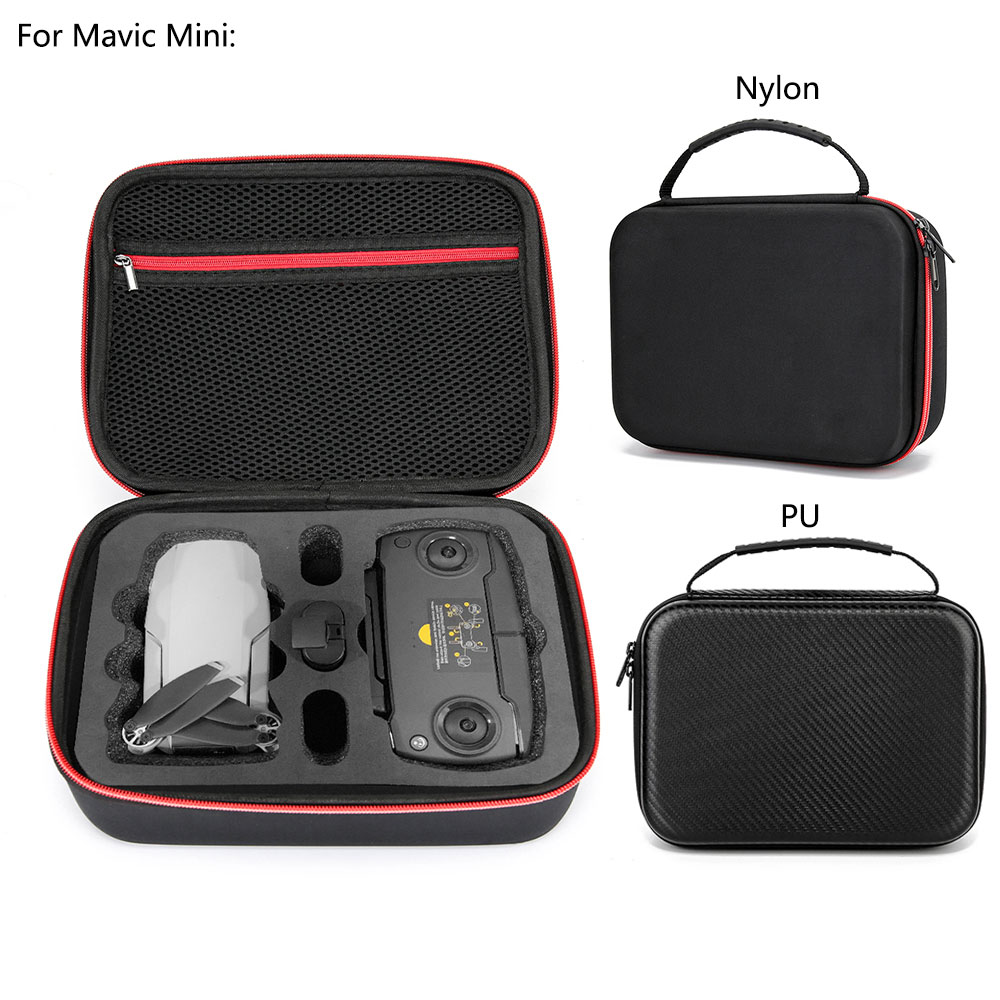 Storage Bag For DJi Mavic Mini Carrying Case Waterproof Hardshell Box Shoulder Bags For Mavic Mini Portable Package Accessories