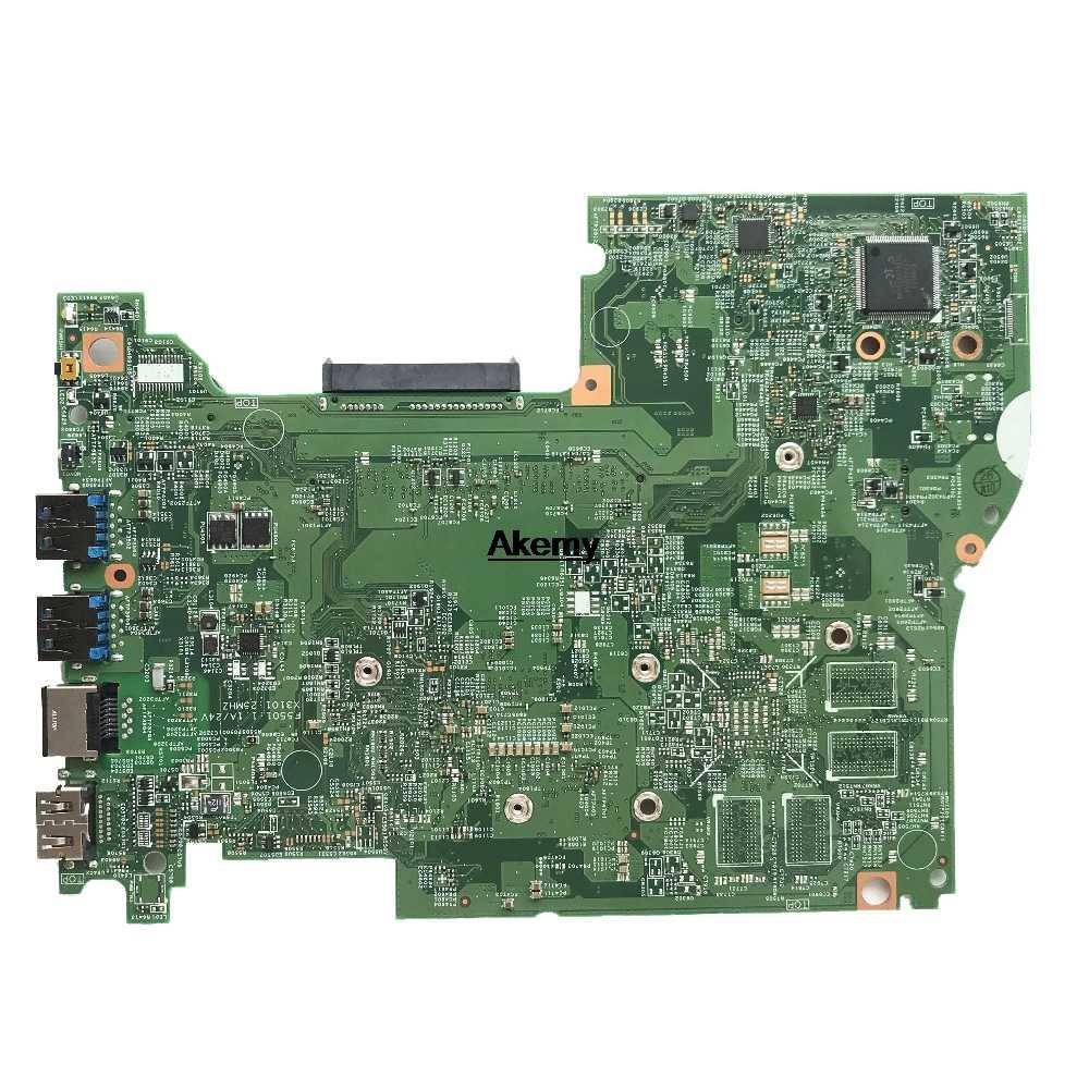Untuk Lenovo YOGA 500-14IBD FLEX3-1470 YOGA500-14IBD Motherboard Laptop 448.03N03.001M CPU I3 DDR3 100% Test Oke
