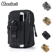 Waist-Bags Molle Pouch Military Tactical Nylon Travel 600D Waterproof Outdoor Camping