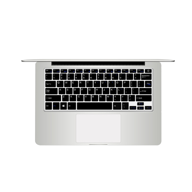 Wholesale Customized 14.1 Inch Laptop Computers With Quad Core 8GB Ram Dual Storage Disk