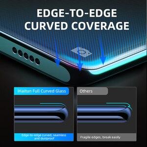 Image 5 - Ihaitun Full Cong Cường Lực Kính Cường Lực Bảo Vệ Màn Hình Trong Cho Samsung Galaxy S10 S10E S9 S8 Plus Note 8 9 10 kính Phụ Kiện