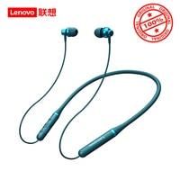 Lenovo-auriculares inalámbricos XE05 con Bluetooth 5,0, dispositivo de audio estéreo, IPX5, deportivo, resistente al agua, con micrófono y cancelación de ruido