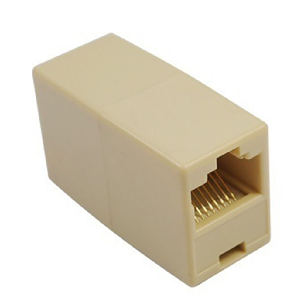 High Quality RJ11 Line Splitter Extender Plug Adapter